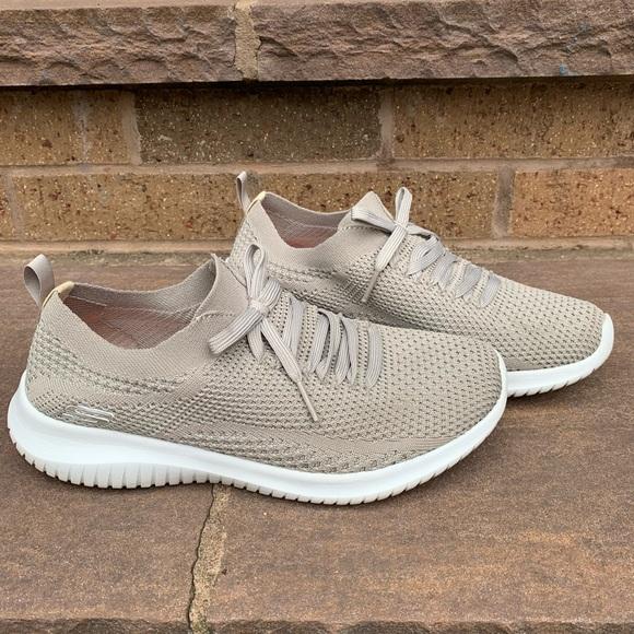 Air Cooled Memory Foam Knit Sneakers